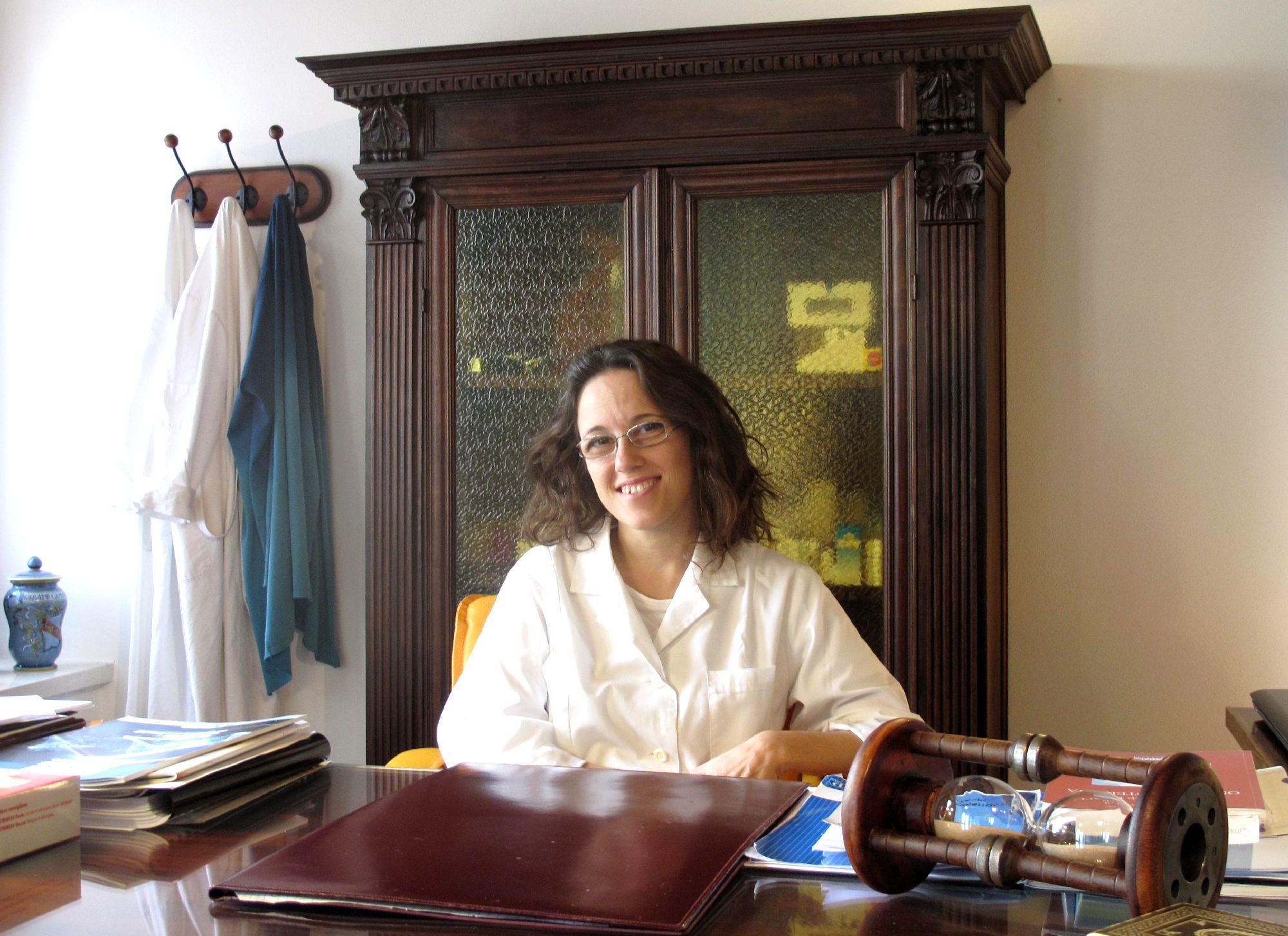 Dottoressa Claudia Giagnoni